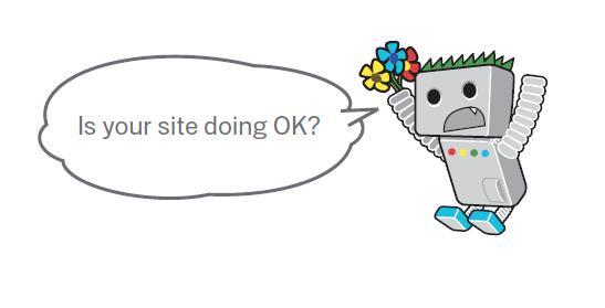 robot μηχανής αναζήτησης
