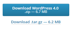 wordpress 4.0 ελληνικά
