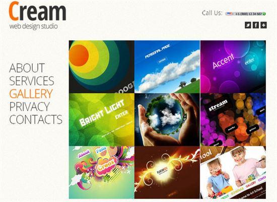 Δωρεάν HTML5 CSS3 Templates