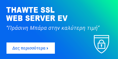 Thawte SSL Web Server EV