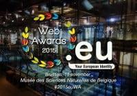 .eu Web Awards 2015
