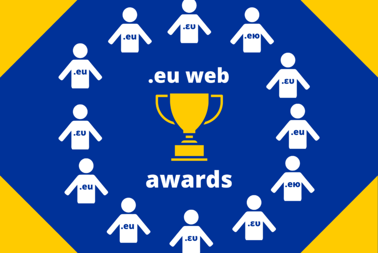 EURid βραβεία website 2020