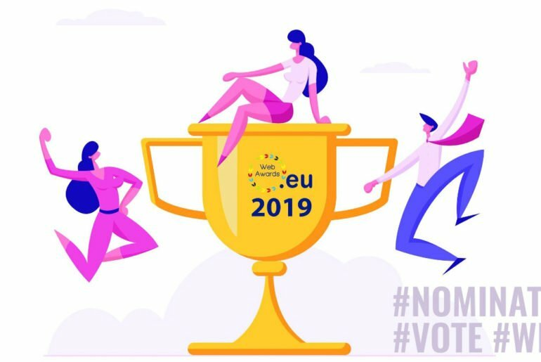 eu web awards 2019