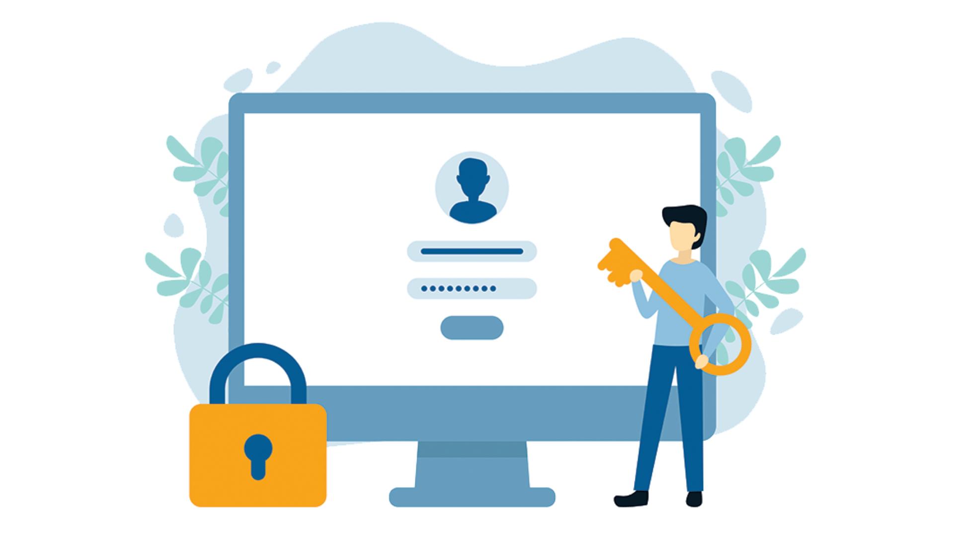 Προστασία desktop με κωδικό πρόσβασης