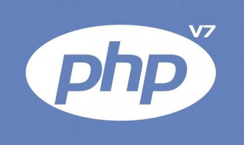 Λογότυπο της PHP 7