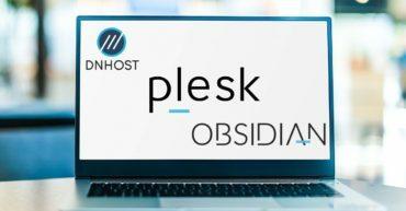 Plesk Obsidian στα πακέτα hosting της DNHOST.